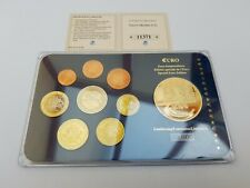 9 Different Euro coins Prestige Set Excellent Condition Lithuania