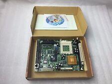"AAEON PCM-6893 Series CPU Board PCM-6893 Rev:A1.0 1907689301   Fanless   5.25"""