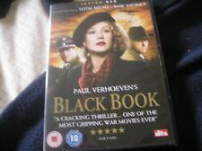 Black Book  [DVD Region 2 PAL] Paul Verhoeven