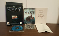 Myst limited edition  pc BIG BOX FRENCH VARIANT