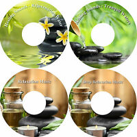 Healing Sounds Ultimate Relaxation 4 CD Collection Stress & Anxiety Relief