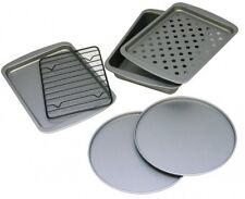 OpenBox OvenStuff Non-Stick 6-Piece Toaster Oven Baking Pan Set