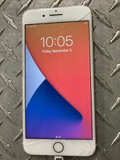 New listing Apple iPhone 7 Plus - 128Gb - Rose Gold - Unknown Carrier - Cracked Screen