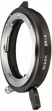 Nikon BR-6 Genuine Auto Adapter Ring  for PB-4 PB-5 BR-2 BR-2A from Japan F/S