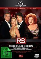 Reich und Schön - Box / Staffel 2: Wie alles begann, 5 DVD NEU + OVP!