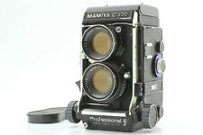 【Exc+++++】 Mamiya C330 Pro F Medium TLR w/ DS 105mm F/3.5 From Japan #1430