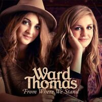 Ward Thomas From Where Nous Support 2014 12-track Album CD Digipak Tout Neuf