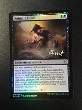 ANIMARE I MORTI -  ANIMATE DEAD FOIL ENG  - MTG MAGIC [MF]