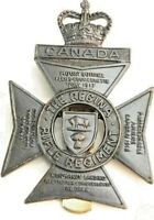 Canadian Forces The Regina Rifle Regiment Cap Badge
