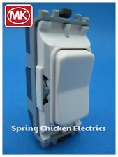 MK Grid Plus 20 A Dp Switch 1-WAY - K4896 d'estrazione