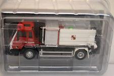 Del Prado 1:64 Steyer 19 KP, Wasserwagen, belgische Feuerwehr