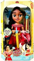 Jakks Pacific Disney Elena Of Avalor Action & Adventure Doll With Sword Age 3 Up