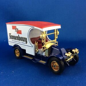 Matchbox Collectible YGB-07 1/38th 1910 Renault Van - Kronenbourg Brewery