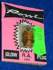 ROSSI R.A RA Glow Plug cold BOUGIE FROIDE rc MOTEUR 22% nitro to 3,5-15 c.c