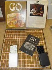 Go Oriental Game of Strategy By Reiss Games Inc 1974 Complete