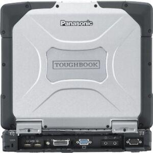 PANASONIC CF-30 TOUGHBOOK 1.66GHZ LAPTOP CF30 RUGGED TOUGH BOOK 250GB 4GB WIN 7