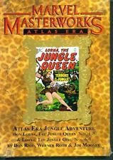 Marvel Masterworks Atlas Era Jungle Adv. Volume 131 Factory Sealed Limited Ed.