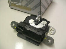 Fiat grande punto boot release lock catch neuf + authentique 55702917