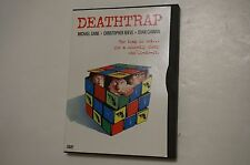 Deathtrap (DVD, 1999) Caine/Reeves/Cannon/Lumet/Levin MURDER MYSTERY CLASSIC
