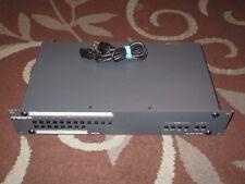 EXTRON 16 x 8 MAV Series Switcher Model 168 AV *VERY CLEAN*