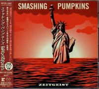 Smashing Pumpkins Zeitgeist JAPAN CD with OBI 1 Bonus Track WICR-12667 B