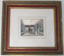 GRF4619B JOHN RICHARD CONTEMPORARY ROOM II Custom Framed & Matted Print