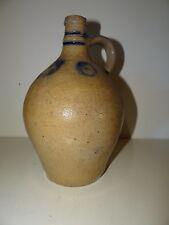 Belle cruche ancienne Alsacienne en Grès de Betschdorf bonbonne eau de vie