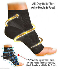 1pc Elastic Ankle Support Protection Sport Sock Running Injury Sprain Brace foot