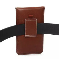 PU Leather Wallet Waist Bag Pouch Belt Clip Holster Case Fr Samsung S9 S8 Note 8