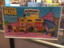 The Flintstone Kids Town of Bedrock Prehistoric Play Town by Coleco