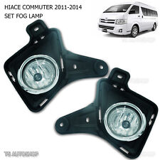 Kits Spot Fog Light Lamp Fit Toyota Van Hiace Commuter Van 2011 2012 2013