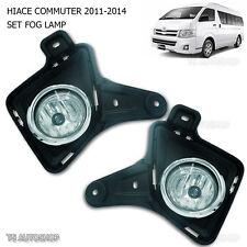 Kits Spot Fog Light Lamp Fit Toyota Van Hiace Commuter Van 2011 2012 2013
