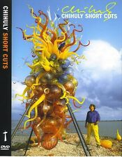 Chihuly Short Cuts (DVD, 2007) Brand new in the factory wrapper