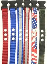 "3/4"" Nylon Replacement Collar fits PetSafe PetStop SportDOG Bark Receiver Collar"