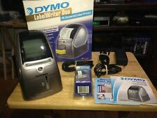 Dymo Labelwriter Duo Thermal Printer Model 93105 Label Maker With Power Cord Works