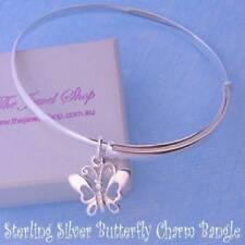 Bangle Unbranded Sterling Silver Fine Bracelets