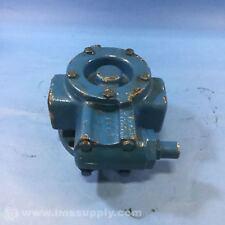 Viking H75M Gp Special Mounted Pump W/Mechanical Seal Usip