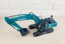 Diecast Toy Model 1:35 SUNWARD SWE385ES Hydraulic Excavator Construction Vehicle