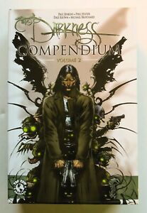 The Darkness Compendium Vol. 2 Signed NEW HC Image Graphic Novel Comic Book