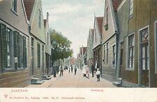 ZAANDAM – Rustenburg – Netherlands – udb (pre 1908)