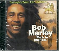 Marley, Bob Rock to the rock the complete Wailers 1967-1972 part 1 CD NUOVO OVP S