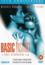 Basic Instinct - 10th Anniversary Special Edition 1992 DVD