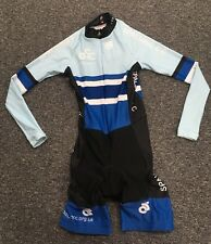 Women's Spalding CC Long Sleeve Cycling Skin Suit