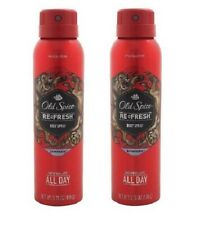 Old Spice Lionpride Deodorant Body Spray 150 ml / 5 oz - 2 PACKS