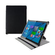 Tasche für Surface Pro 3 Hülle Ultra Slim Case Smart Cover Standfunktion schwarz