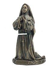 """6.25"""" St. Bernadette Soubirous Statue Sculpture Figure Religious Saint Santa"""