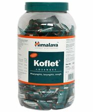 Himalaya Herbal KOFLET JAR Lozenges 1 JAR Free Shipping Worldwide