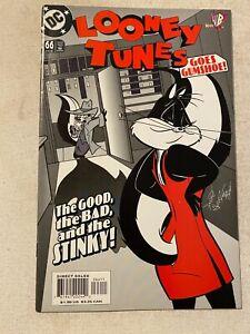 LOONEY TUNES #66 VF/NM 9.0 1994 PEPE LE PEW PENELOPE PUSSYCAT DC COMICS