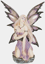 Elfe Fee Deko Figur Drachenfee Fairy Mystik Fanatsy Statue Gothic Elfen Engel