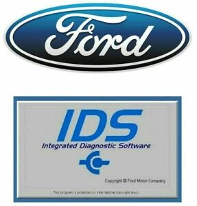 FORD IDS 122.03 + Activation + Remote installation for free latest